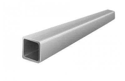 Алюминиевая профильная труба АД31, Т1 150x40x2.5x6000
